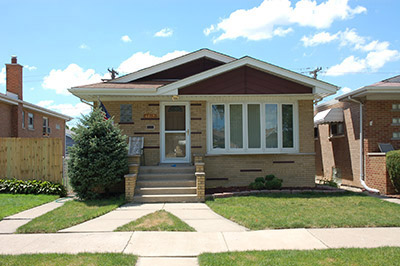 bungalow in chicago, il