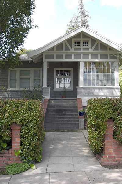 craftsman style home in chicago