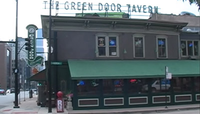 green door tavern in chicago