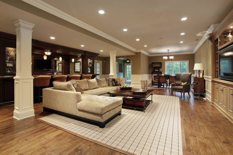 basement remodeling ideas