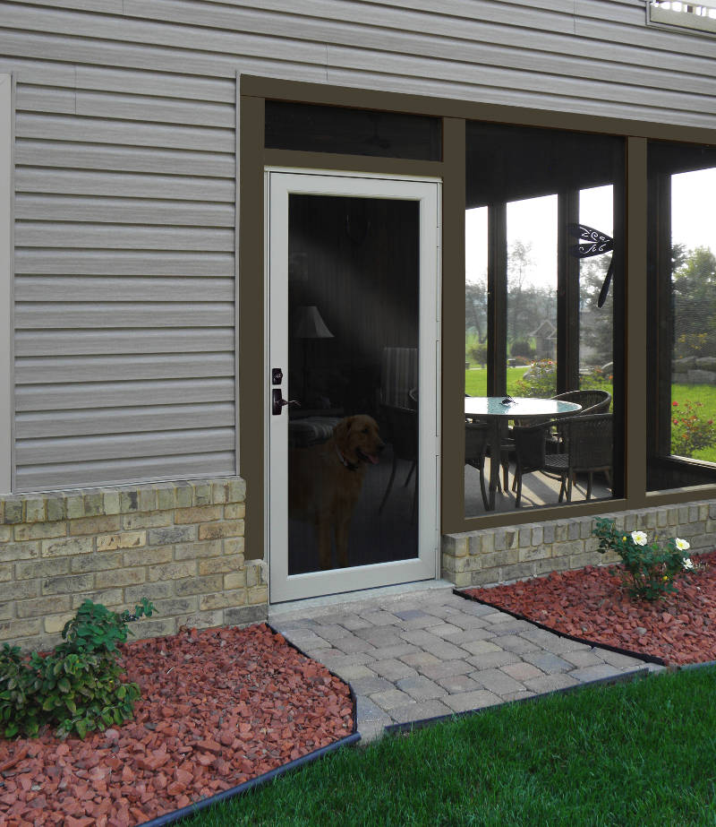 Storm Doors In Chicago A Guide Feldco Chicago