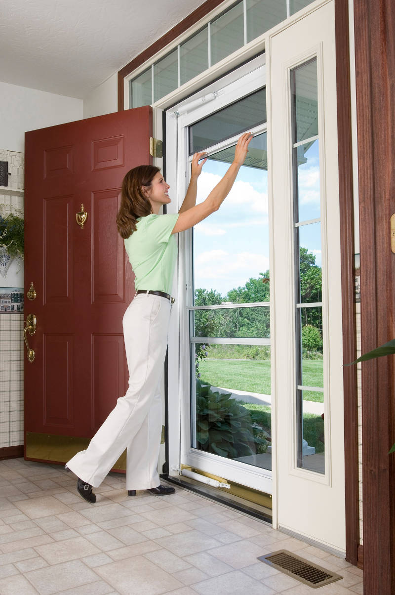 How to Choose a Storm Door - Abode