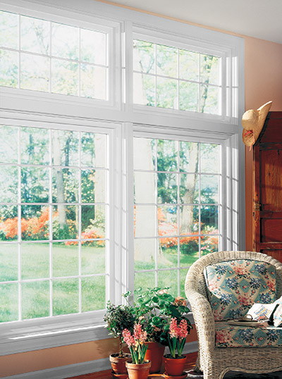 beautiful vinyl windows