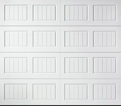 bean board garage door panel