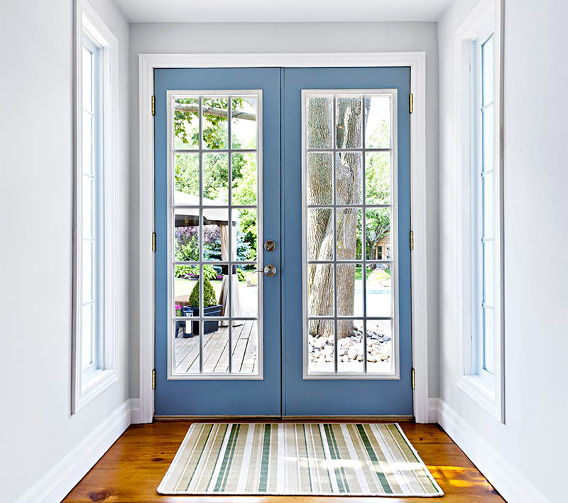 installing french doors