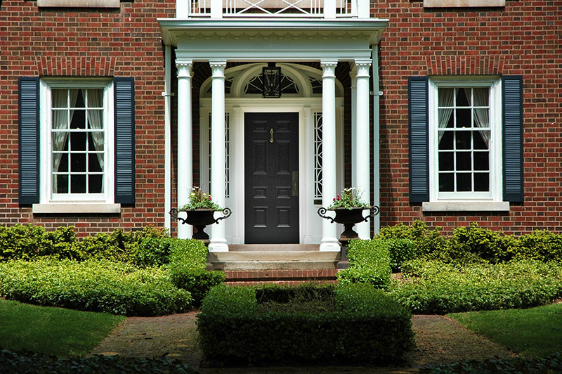 entry door designs chicago