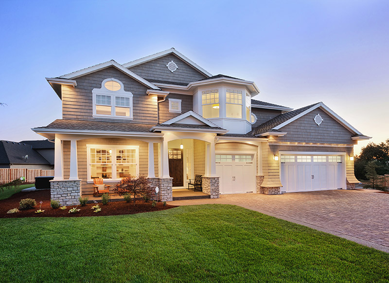 windows that improve your home's curb appeal