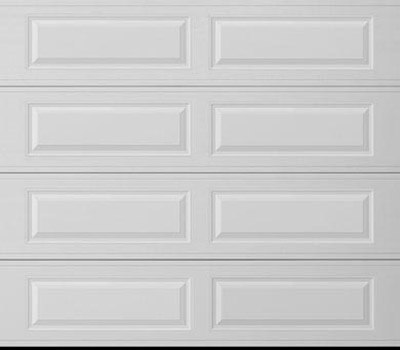 long panel garage door panel