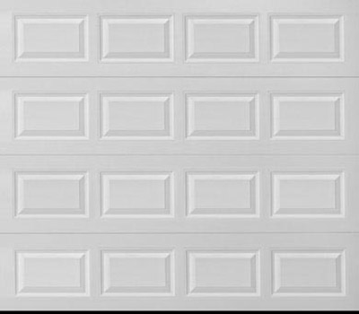 short garage door panel