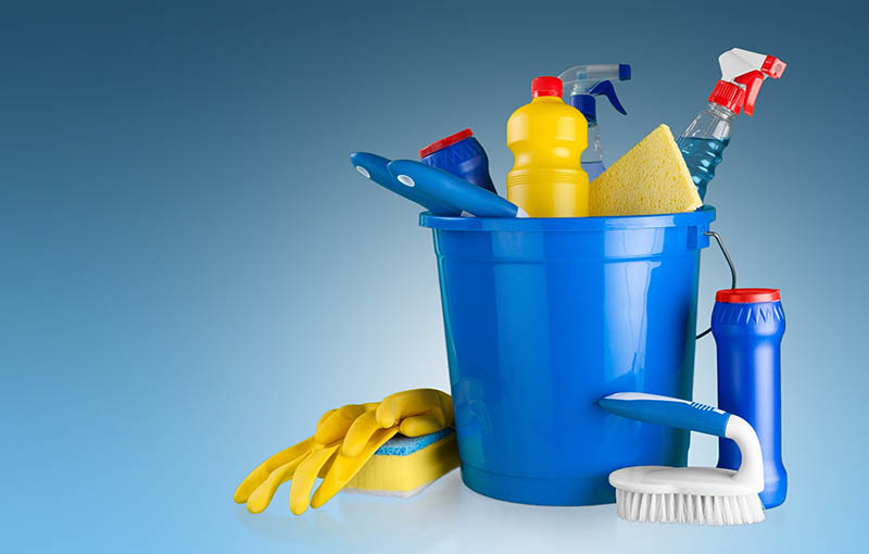 spring cleaning tips cleaning supplies