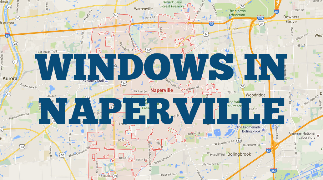 windows in naperville
