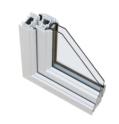 double pane window