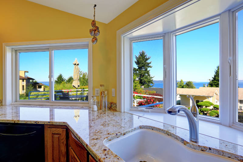 kitchen windows. Interior Design Ideas. Home Design Ideas