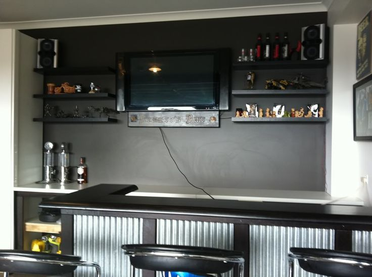 7 cool garage improvement ideas feldco chicago garage bar solutioingenieria