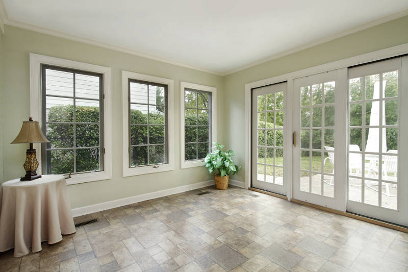 Learn about the different vinyl window parts for Vinyl windows company