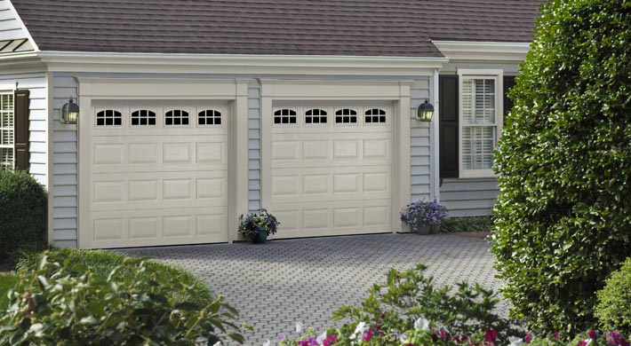 when to replace garage door