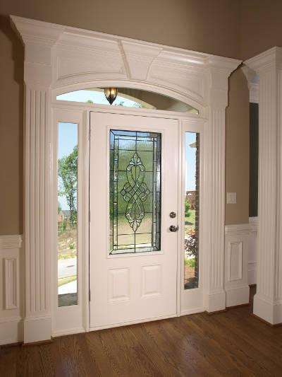 door frame parts