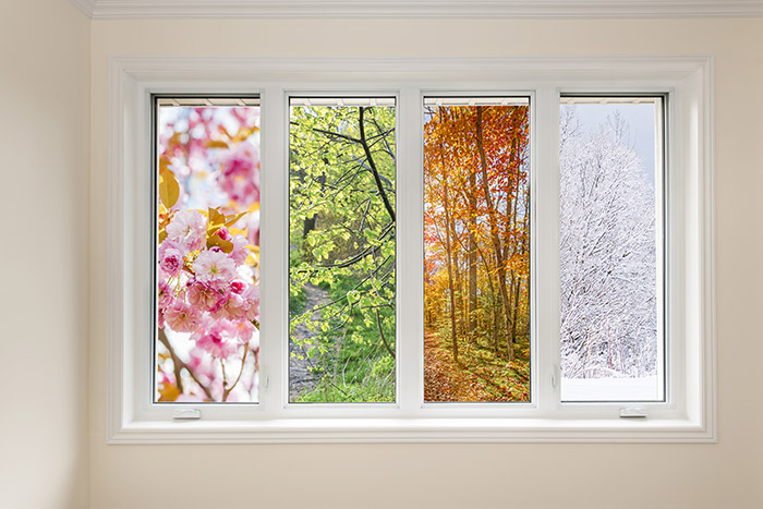 energy efficient double pane windows