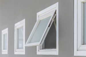 Kitchen windows what style is best for Operable awning windows