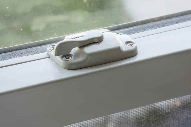 types of window locks