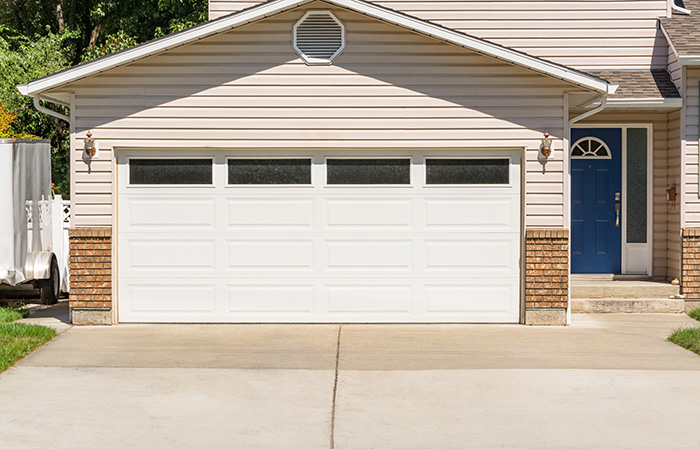 How Can I Service My Garage Door?